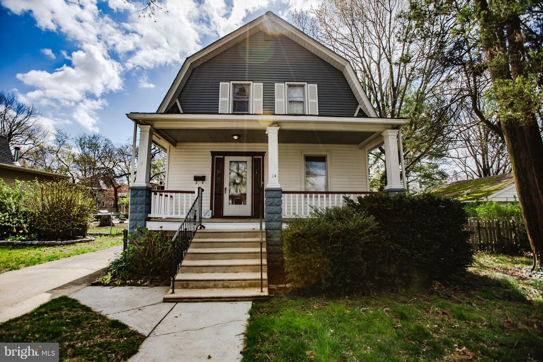Single Family Homes 용 매매 에 Audubon, 뉴저지 08106 미국