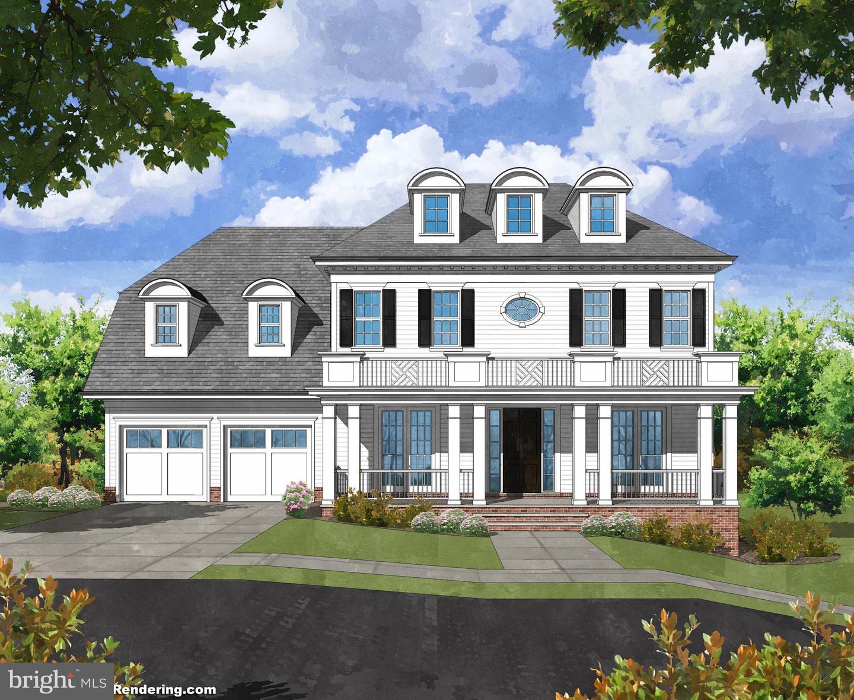 Single Family Homes pour l Vente à Arlington, Virginia 22207 États-Unis