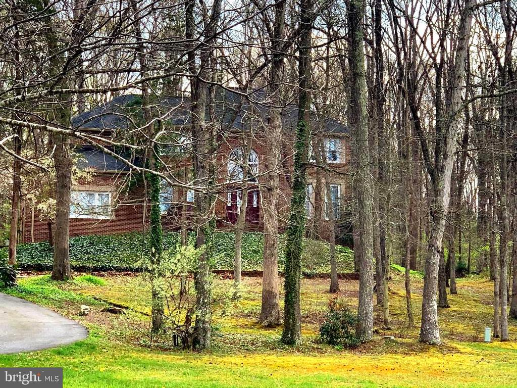 Home - Behind the Trees - Before the Leaves Appear - 12210 GLADE DR, FREDERICKSBURG