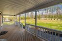 Front porch - 6488 SOUTHFORK LN, LOCUST GROVE
