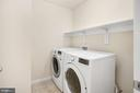 Main floor laundry room - 6488 SOUTHFORK LN, LOCUST GROVE