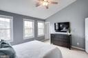 Master suite - 7506 SHIRLEY HUNTER WAY, ALEXANDRIA