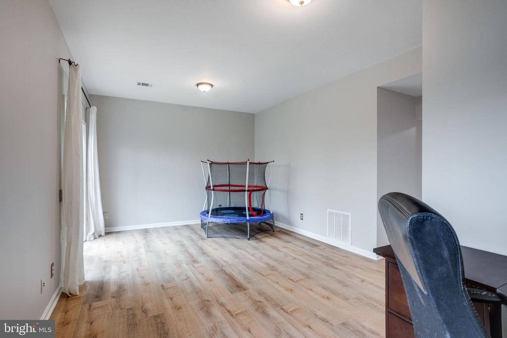 Recreation room - 7506 SHIRLEY HUNTER WAY, ALEXANDRIA