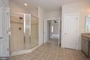 Master Bath w/Dual Oversized Shower - 42764 RIDGEWAY DR, BROADLANDS