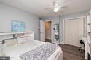 Spacious bedrooms! - 1015 MAGOTHY PARK LN, ANNAPOLIS