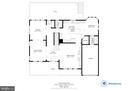 Floor Plan Main Level - 6125 OLENDER PARK CT, MANASSAS