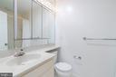 Bathroom - 4522 FOXHALL CRES NW, WASHINGTON