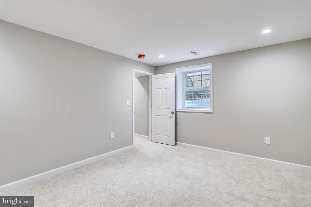 LL Bedroom - 4816 PEACOCK AVE, ALEXANDRIA