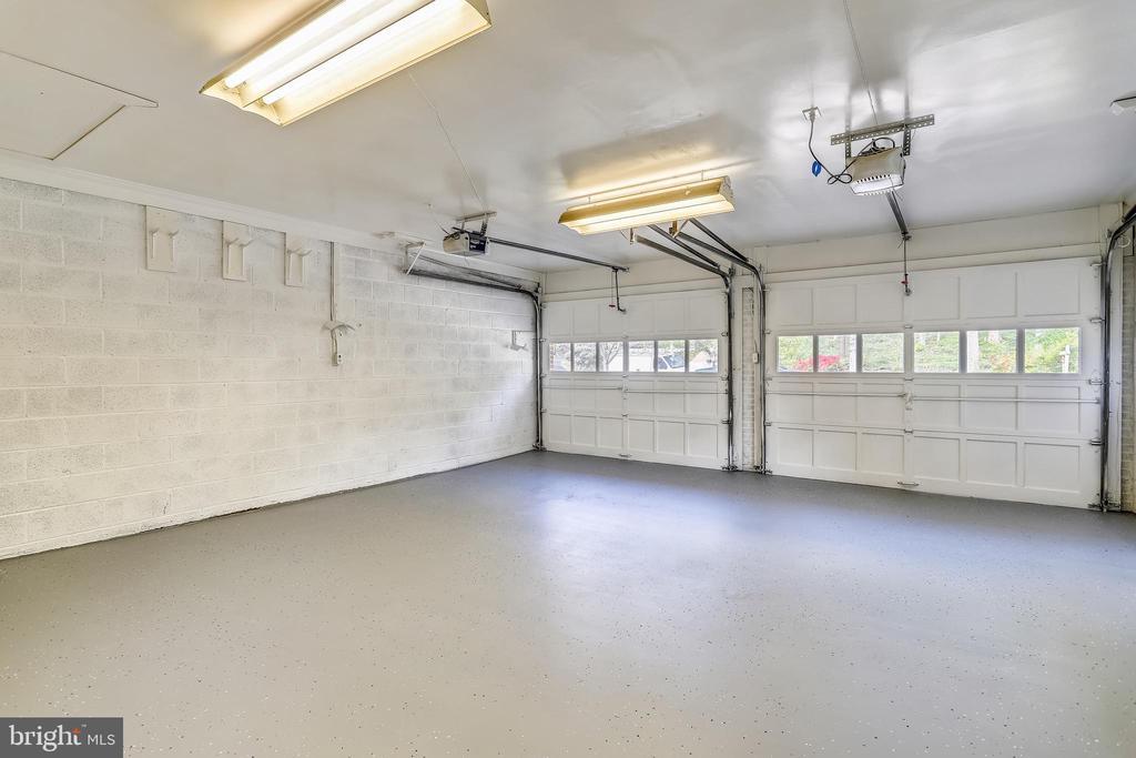 Garage - 4816 PEACOCK AVE, ALEXANDRIA