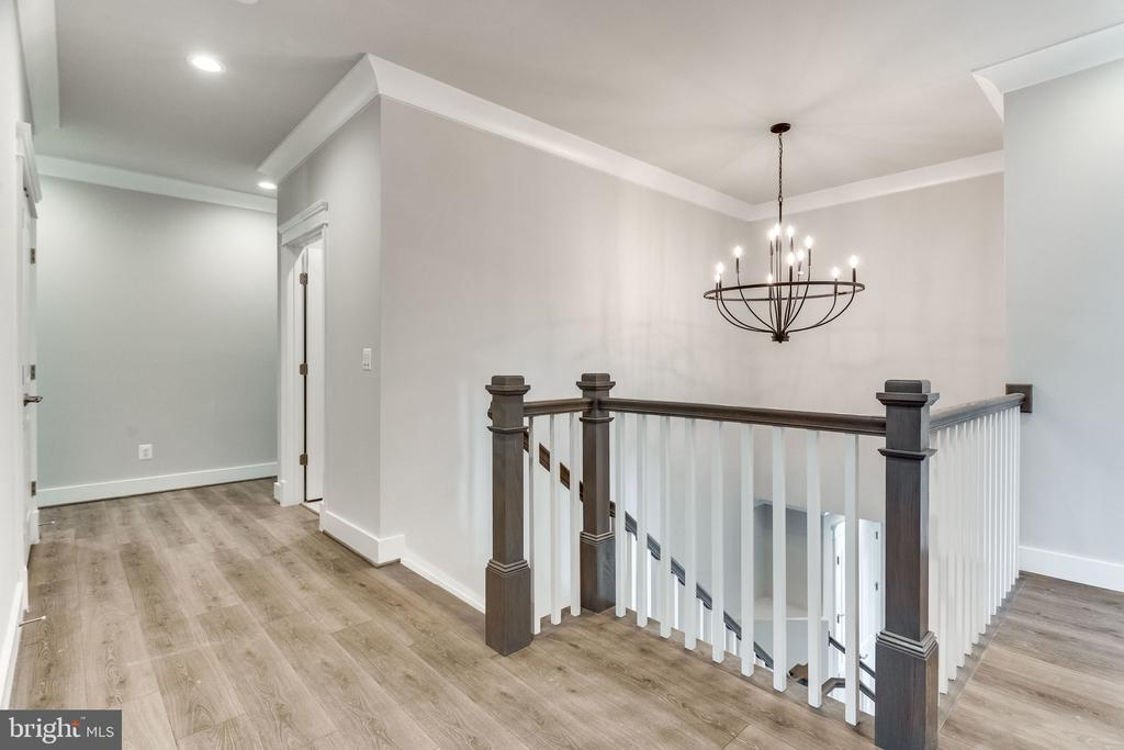 SECOND FLOOR HALL - 3129 CHICHESTER LN #3, FAIRFAX