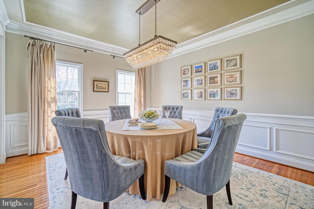 DINING ROOM - 10896 HUNTER GATE WAY, RESTON