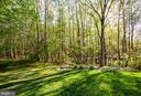Lush landscaping, lot backs to trees - 46 WILTSHIRE DR, STAFFORD