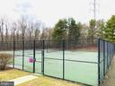 Community Tennis Courts - 7506 SHIRLEY HUNTER WAY, ALEXANDRIA