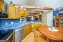 Ample Counter Space - 11709 WILDERNESS PARK DR, SPOTSYLVANIA
