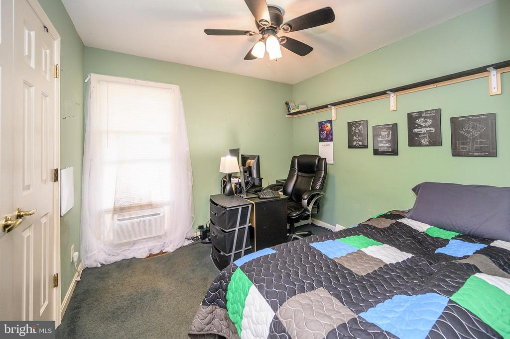 Bedroom 3- AC not permanent - 11709 WILDERNESS PARK DR, SPOTSYLVANIA