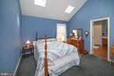 Master with view to Bath - 11709 WILDERNESS PARK DR, SPOTSYLVANIA