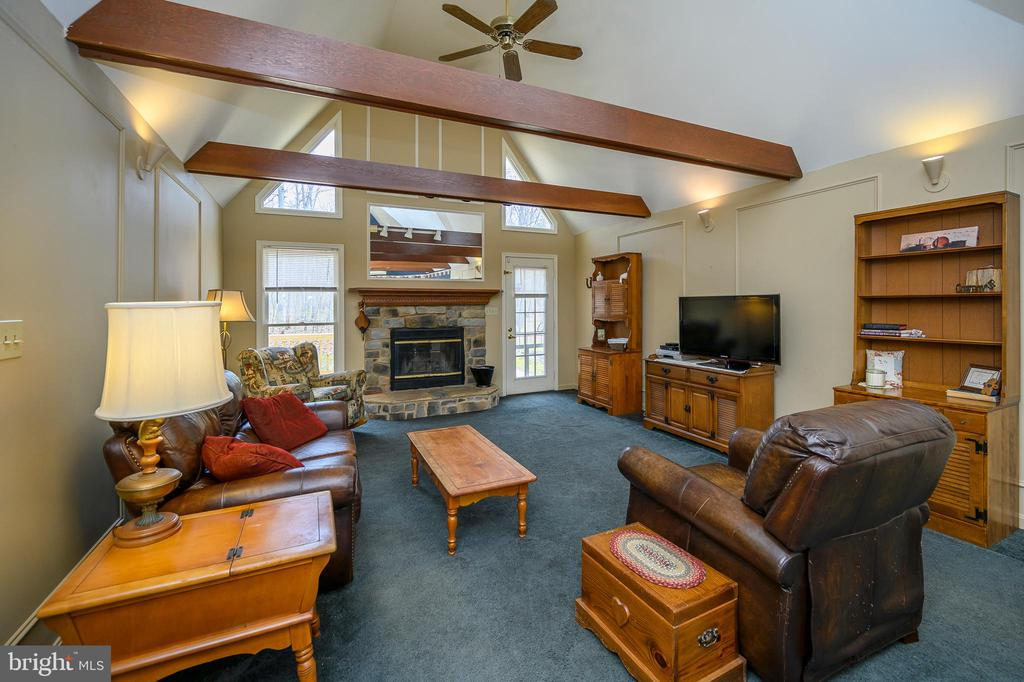 Living Room - 11709 WILDERNESS PARK DR, SPOTSYLVANIA