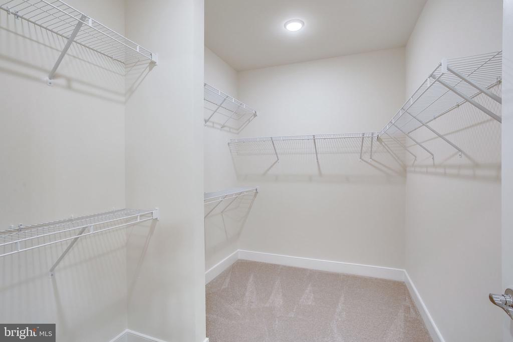 Master Walk-in Closet - 11200 RESTON STATION BLVD #501, RESTON