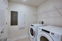 Laundry Room - 11200 RESTON STATION BLVD #501, RESTON