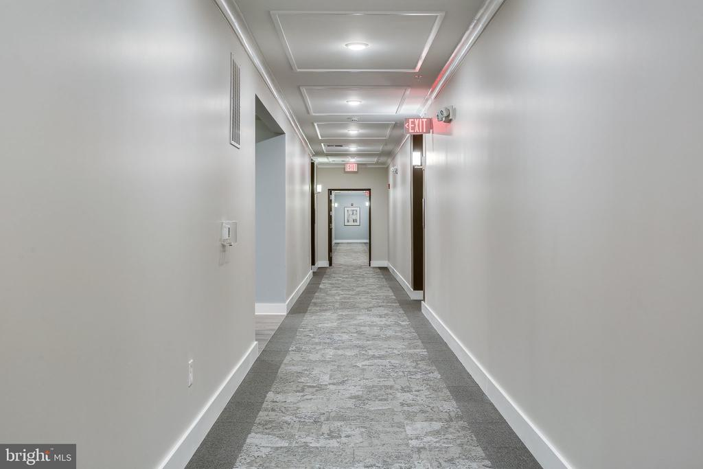 Building Hallway - 11200 RESTON STATION BLVD #501, RESTON
