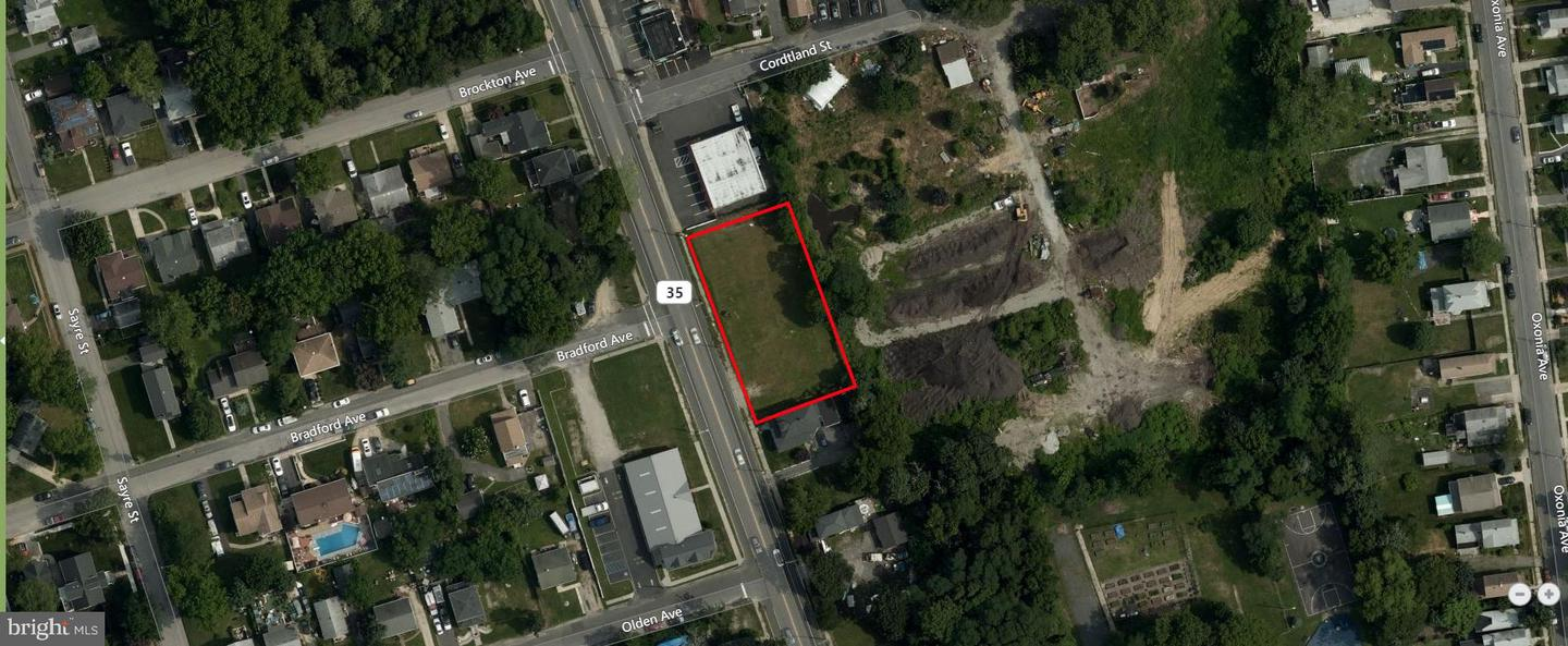 Land for Sale at Neptune, New Jersey 07753 United States