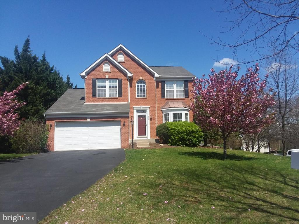 Welcome Home! Beautiful Cherry trees in bloom - 202 JENNINGS CT SE, LEESBURG