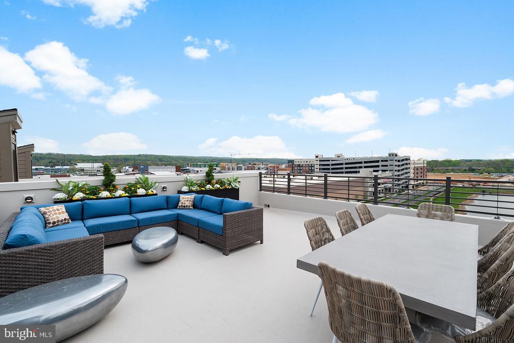 Optional Rooftop Terrace - 23526 NEERSVILLE CORNER TER, ASHBURN