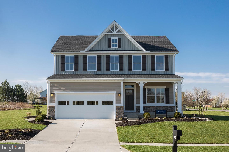 Single Family Homes للـ Sale في Gilbertsville, Pennsylvania 19525 United States