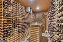 Garage Converted Wine Cellar - 2192 HALF MOON PL NE, WASHINGTON