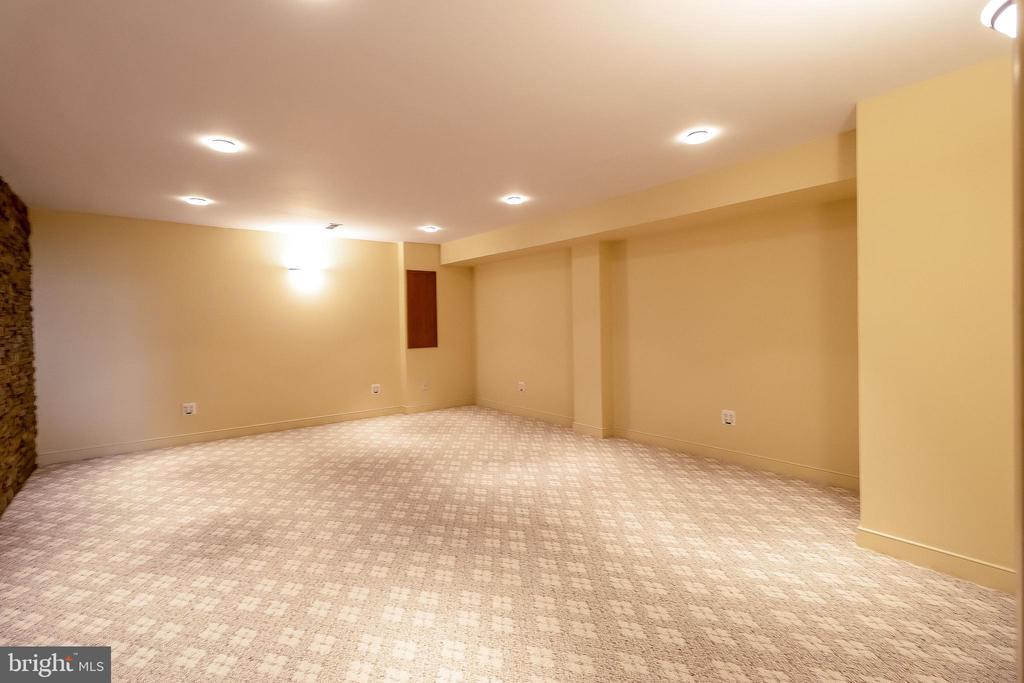 Game Room - 1508 JUDD CT, HERNDON