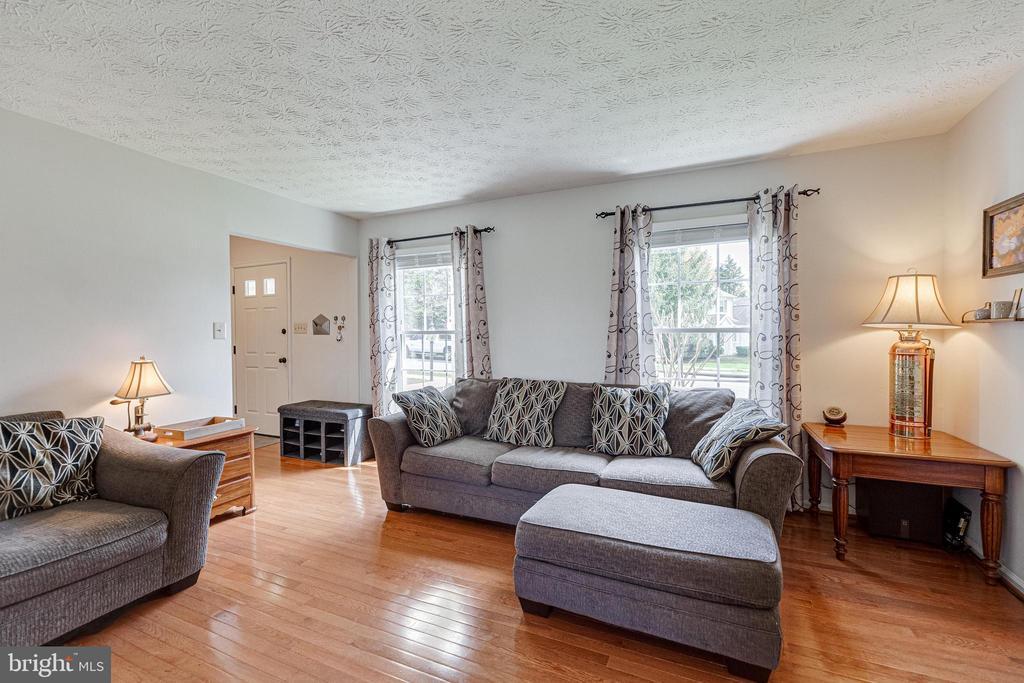Living room - 12502 DARDANELLE CT, HERNDON