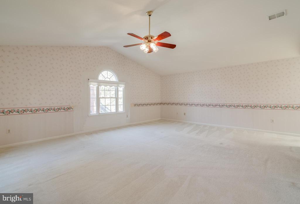 Master Bedroom - 9611 MERCEDES DR, MANASSAS