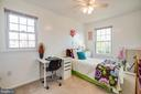 All windows in house are double-paned/double-hung - 6055 PONHILL DR, WOODBRIDGE