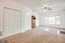 Could be office or 5th bedroom.  Not on tax record - 6055 PONHILL DR, WOODBRIDGE