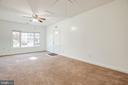 Bonus space with own entrance and floored atic - 6055 PONHILL DR, WOODBRIDGE