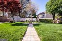 Walk down the path to your staycation destination - 6055 PONHILL DR, WOODBRIDGE