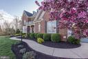 Beautiful landscaping - 27651 EQUINE CT, CHANTILLY