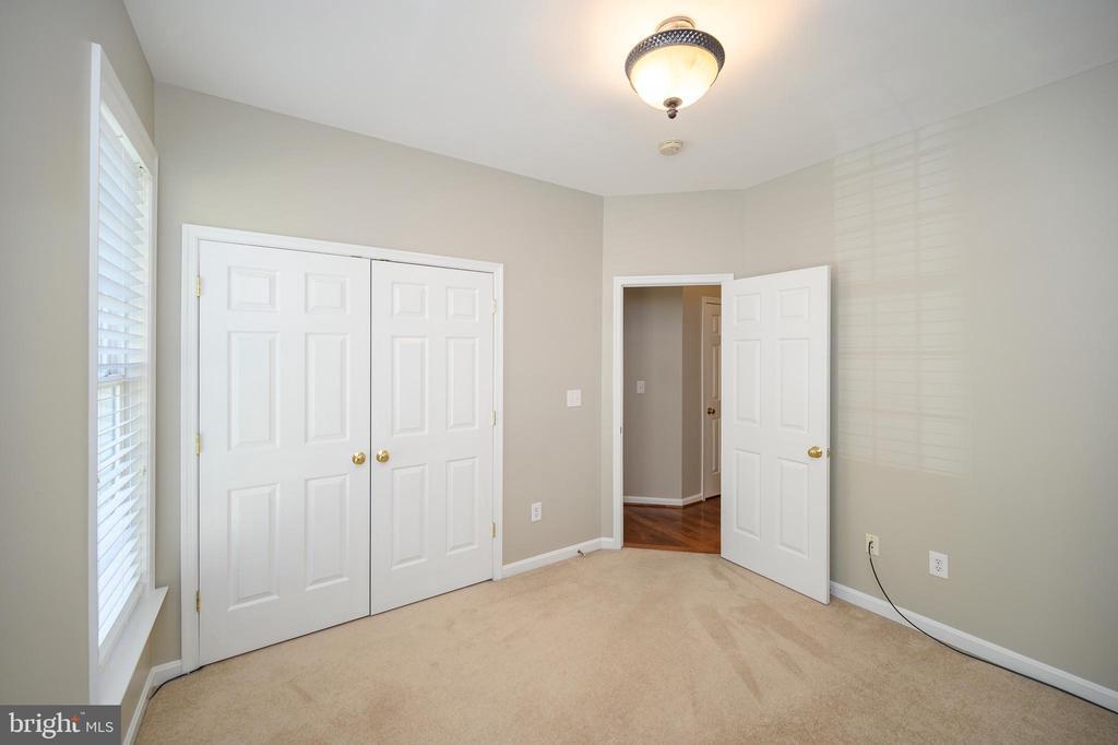 Bedroom number 2 upper level - 623 MT PLEASANT DR, LOCUST GROVE