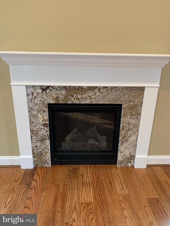 Example Gas Fireplace in Great Room - T-24 TRACI'S WAY, WINCHESTER