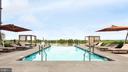 Salt water infinity pool - 45 SUTTON SQ SW #1116, WASHINGTON