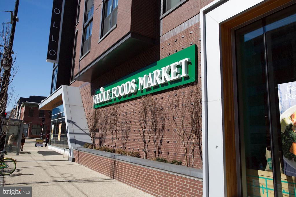 Whole Foods two blocks away - 704 8TH ST NE, WASHINGTON