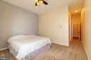 Main Level Bedroom - 6505 MATTHEW LN, MINERAL