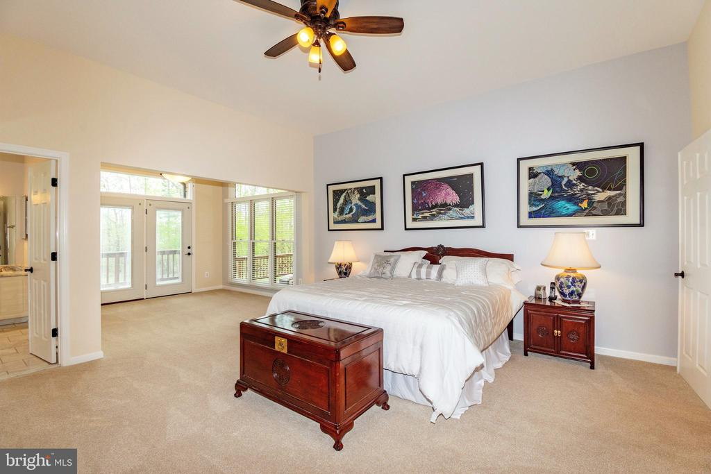 Master Bedroom Suite - 6505 MATTHEW LN, MINERAL