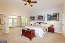 Master Bedroom Suite - 6505 MATTHEW LN, MINERAL