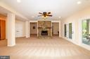 Wide Open Spaces in Lower Level - 6505 MATTHEW LN, MINERAL