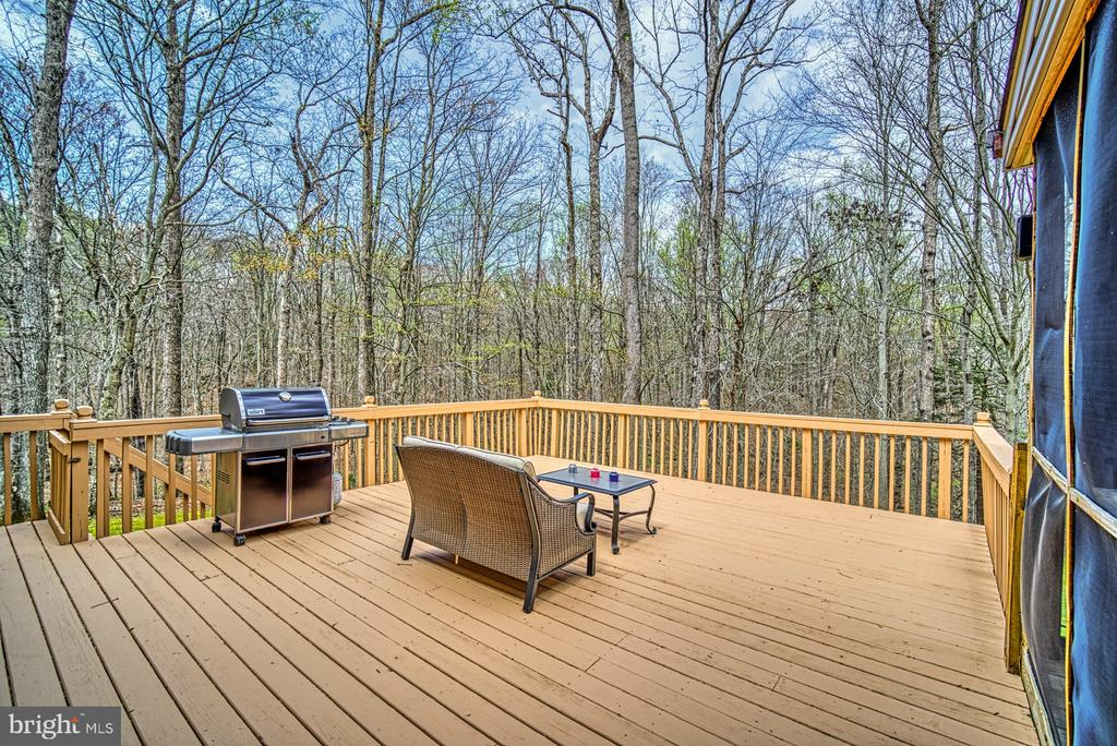 Grill and~enjoy~the peace of your property - 10001 WISAKON TRL, MANASSAS
