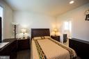 Main Level Bedroom - 26600 MARBURY ESTATES DR, CHANTILLY
