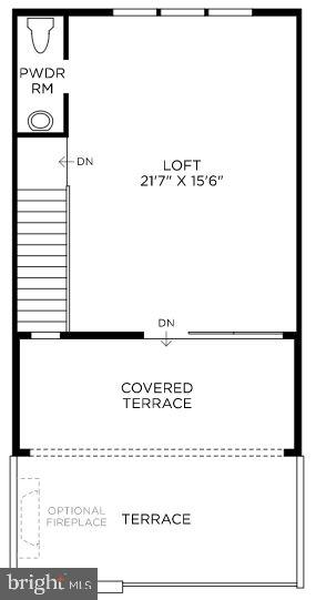 Loft Level - 11731 PAYSONS WAY, RESTON