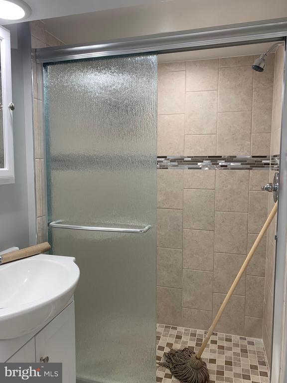 Basement Full Bath - 3112 ALABAMA AVE SE, WASHINGTON