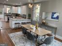 Dinning Room & Kitchen - 3112 ALABAMA AVE SE, WASHINGTON